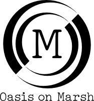 Oasis on Marsh Logo